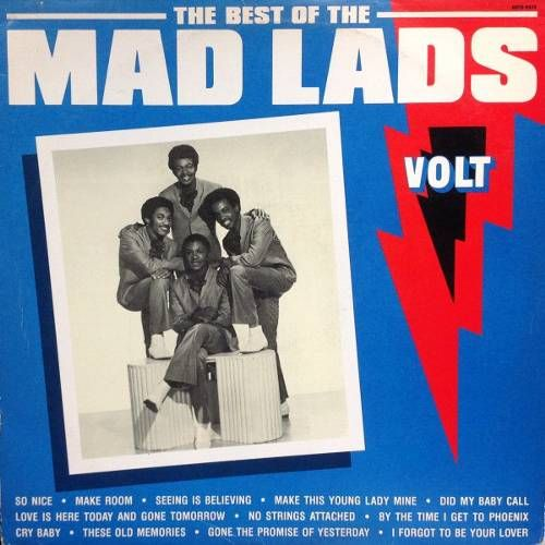 The Mad Lads Best Of The Mad Lads Cd Amoeba Music