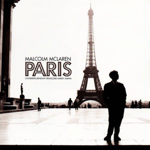 Malcolm Mclaren Paris Cd Amoeba Music