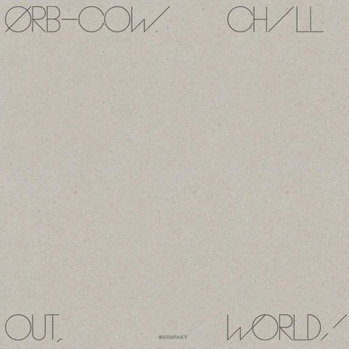 The Orb Cow Chill Out World Vinyl Lp Amoeba Music
