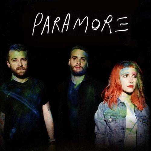 Paramore Paramore Cd Amoeba Music