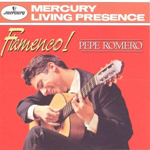 Pepe Romero Pepe Romero Flamenco Cd Amoeba Music