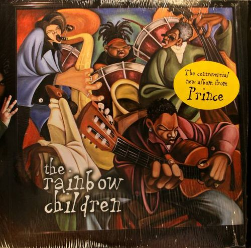 Prince - The Rainbow Children (Vinyl LP) - Amoeba Music