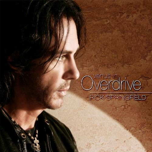 Rick Springfield Venus In Overdrive Limited Edition