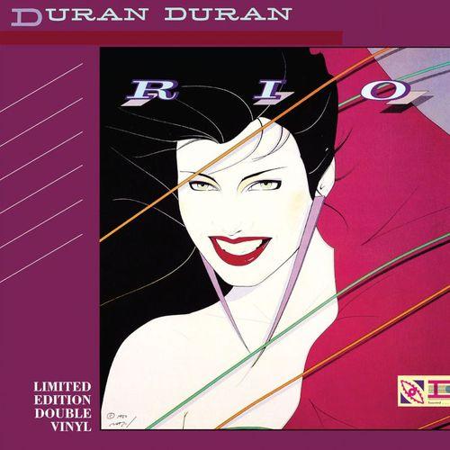 Duran Duran Rio Limited Edition Vinyl Lp Amoeba Music