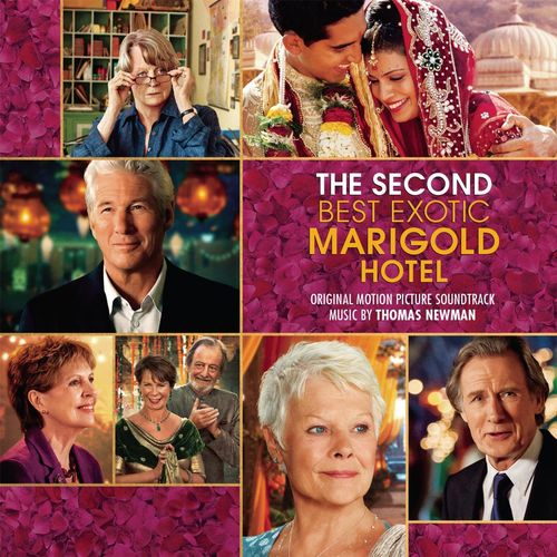 Thomas Newman - The Second Best Exotic Marigold Hotel [OST] (CD) - Amoeba Music