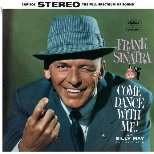 Frank Sinatra Come Dance With Me 180 Gram Vinyl Vinyl