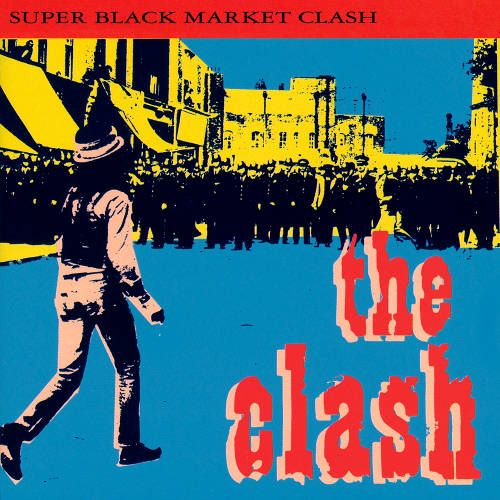 The Clash Super Black Market Clash Cd Amoeba Music