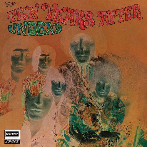Ten Years After Undead 2017 Mono Issue Vinyl Lp