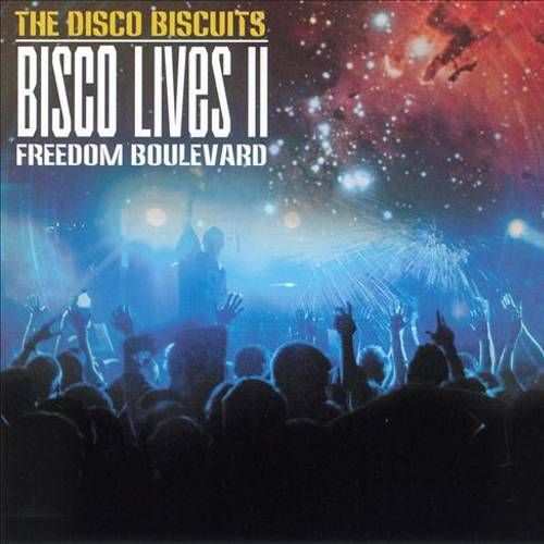 The Disco Biscuits Bisco Lives Ii Freedom Boulevard Cd