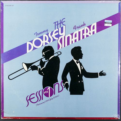 Tommy Dorsey Frank Sinatra The Dorsey Sinatra Sessions