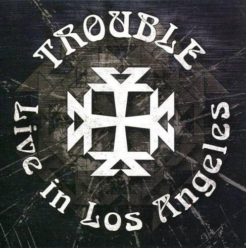 Trouble Live In Los Angeles Cd Amoeba Music