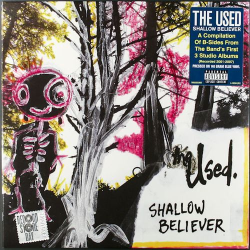 The Used Shallow Believer Record Store Day 140 Gram