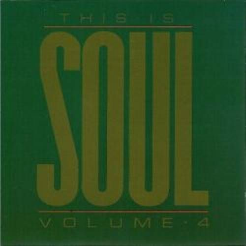 Various Artists This Is Soul Volume 4 Cd Amoeba Music