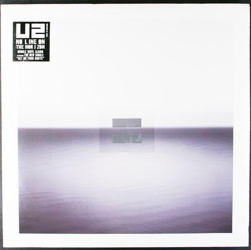 U2 No Line On The Horizon 2009 2lp Us Pressing Vinyl