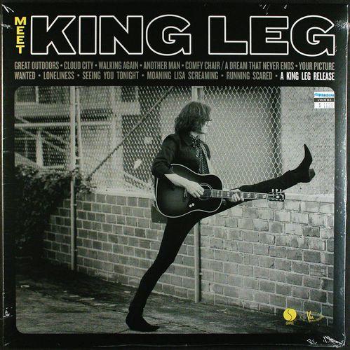 King Leg Meet King Leg Vinyl Lp Amoeba Music