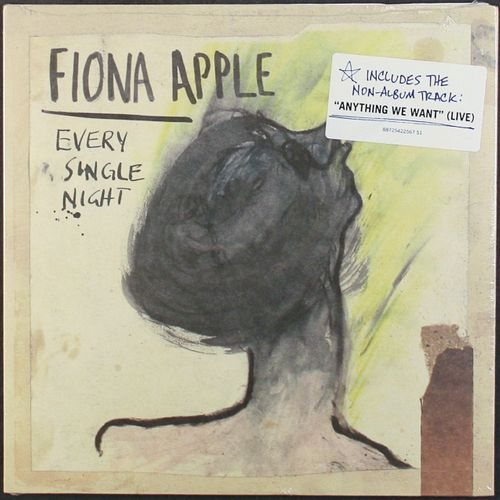Fiona Apple Every Single Night Anything We Want Live