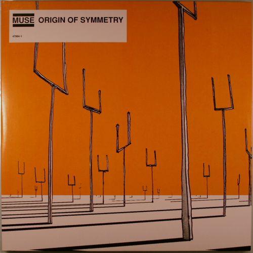 Muse Origin Of Symmetry LP