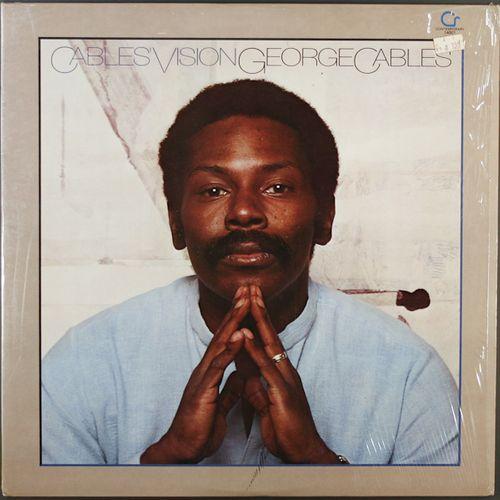 George Cables Cables Vision Vinyl Lp Amoeba Music