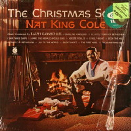 Nat King Cole Christmas Album.Nat King Cole The Christmas Song Original Capitol Album