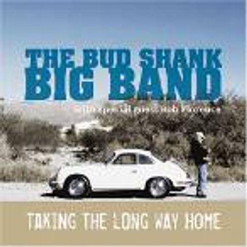 Bud Shank Taking The Long Way Home (CD) Amoeba Music