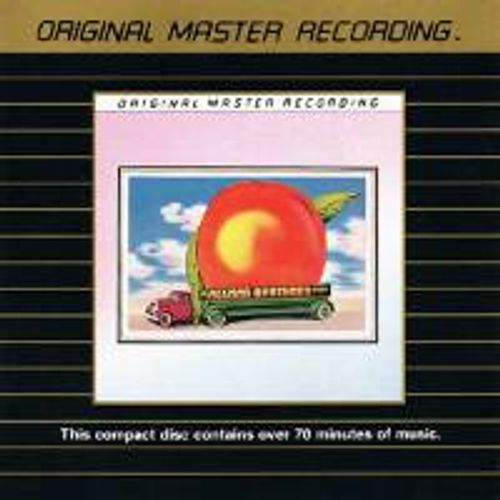 The Allman Brothers Band - Eat A Peach [MFSL Gold Disc] (CD