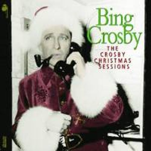 bing crosby the crosby christmas sessions cd - Bing Crosby Christmas