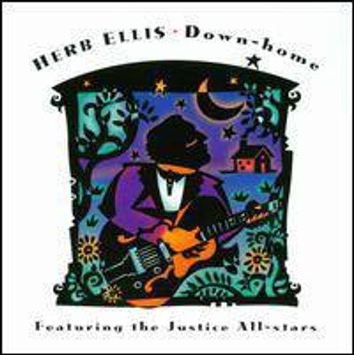 Herb Ellis - Down-home (CD) - Amoeba Music