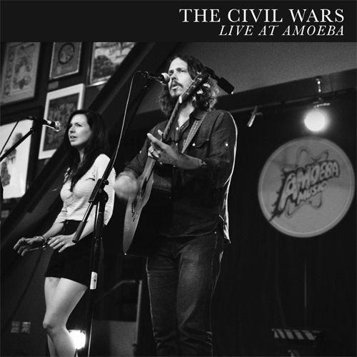 The Civil Wars - Live At Amoeba (MP3) (MP3, M4A, WAV