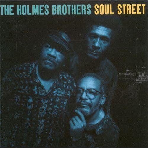 The Holmes Brothers Soul Street Amoeba Music