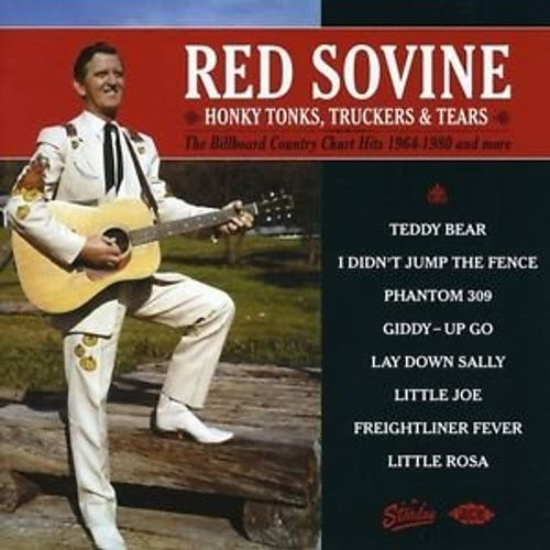 Red Sovine - Honky Tonks Truckers and Tears: 1964-1980