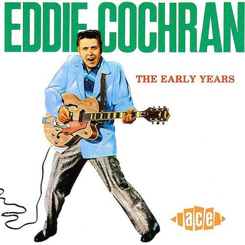 Eddie Cochran The Early Years Vinyl Lp Amoeba Music