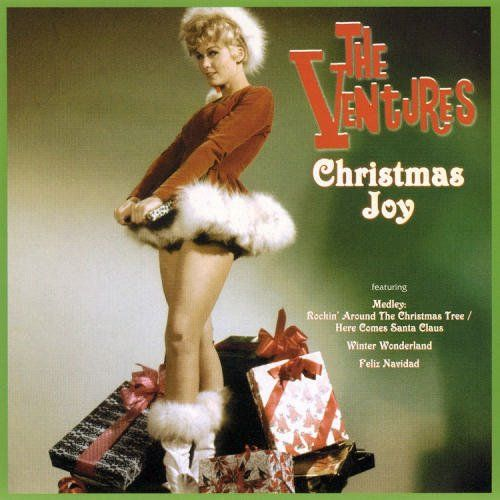 The Ventures Christmas Joy Cd Amoeba Music