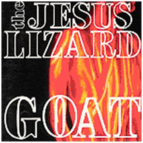 The Jesus Lizard Goat Cd Amoeba Music