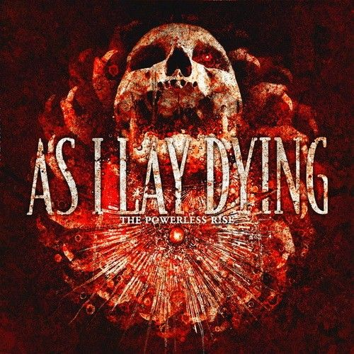 As I Lay Dying The Powerless Rise Super Deluxe Fan Box