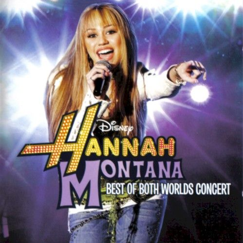 Hannah Montana Best Of Both Worlds In Concert Cd