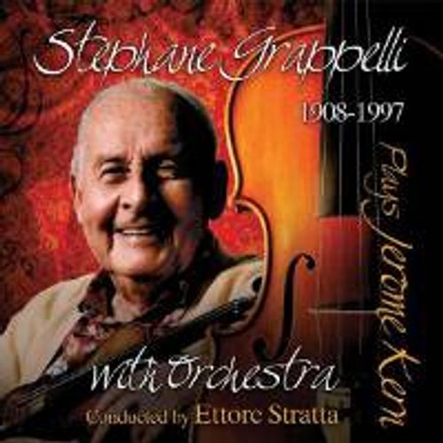 ettore cd  Stéphane Grappelli, Ettore Stratta - Plays Jerome Kern With ...