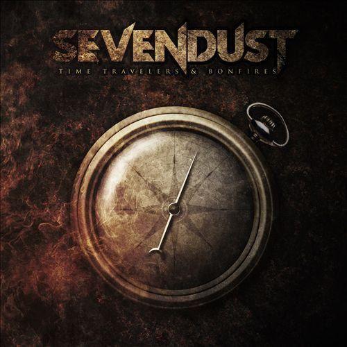 Sevendust Time Travelers Amp Bonfires Cd Amoeba Music