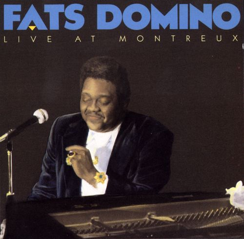 Fats Domino Live At Montreux Amoeba Music