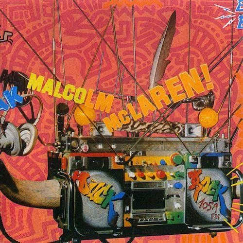 Malcolm Mclaren Duck Rock Cd Amoeba Music