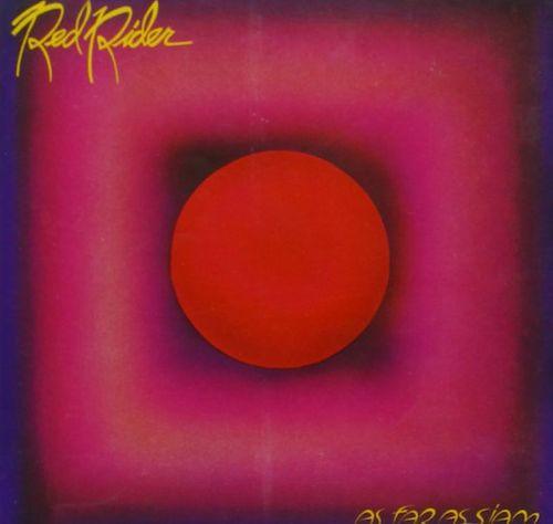 Red Rider As Far As Siam Cd Amoeba Music