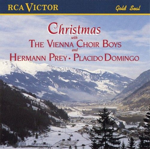 Vienna Boys Choir Christmas.Vienna Boys Choir Hermann Prey Placido Domingo