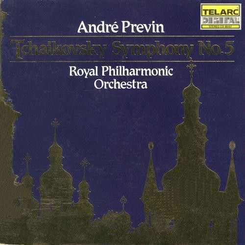 Peter Il Yich Tchaikovsky The Royal Philharmonic