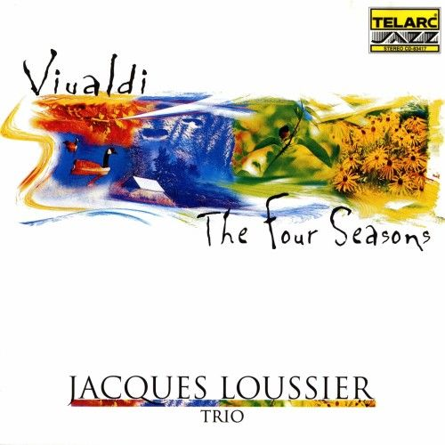 Jacques Loussier Trio The Jacques Loussier Trio Play Bach Jazz Vol.1