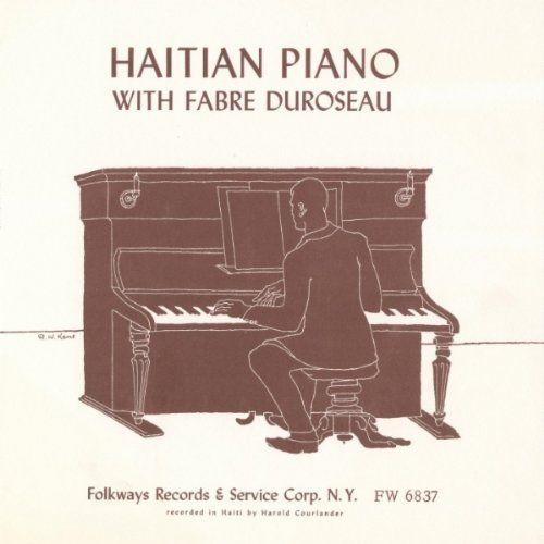 Fabre Duroseau Haitian Piano Cd Amoeba Music