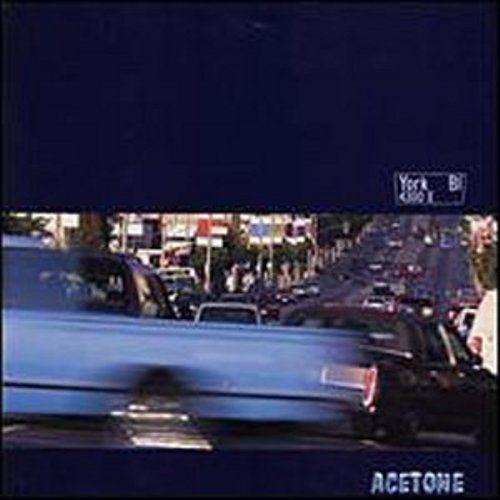 Acetone York Blvd Cd Amoeba Music