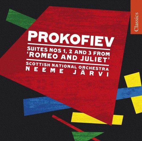 Sergei Prokofiev - Neeme Järvi - The Buffoon / Waltz Suite