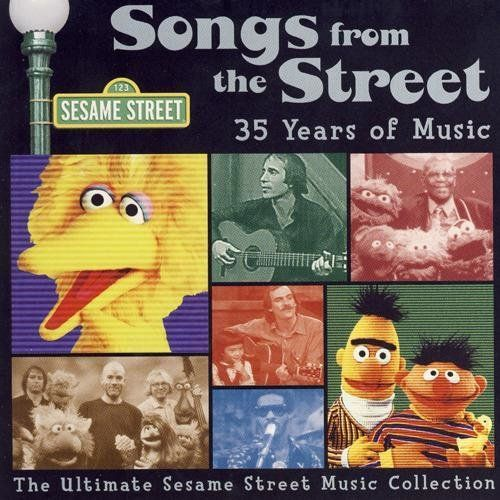Sesame Street Songs From The Street 35 Years Of Music