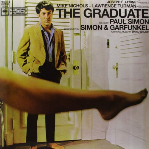 Simon Amp Garfunkel Graduate Ost Vinyl Lp Amoeba Music