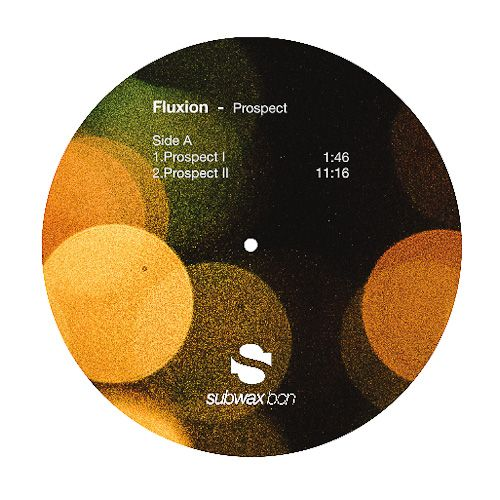 Fluxion Prospect Vinyl 12 Quot Amoeba Music