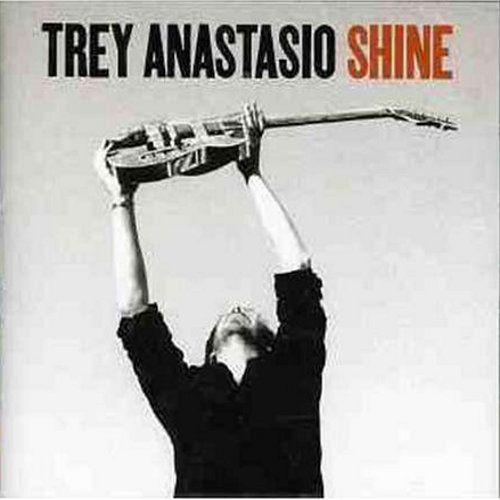 Trey Anastasio Shine Bonus Track Japanese Import Cd
